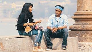 Gangster Staring At Strangers Prank | Pranks in india