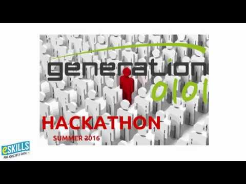 Generation 0101 eSkills for Jobs 2015 video competition entry