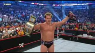 Chris Jericho Takes Off Mysterio