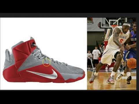 LEBRON 12 NIKE ID IS NOW LIVE (SCOOP208)