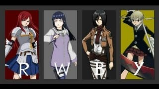 RWBY (Anime Mix Version 1)