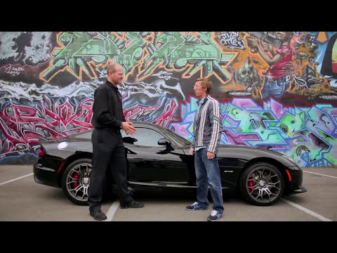 SPEED TV's Test Drive: 2013 SRT Viper