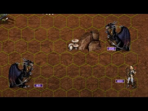 Heroes of Might and Magic III: A Tough Fight