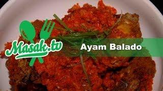 Ayam Goreng Balado | Resep #006