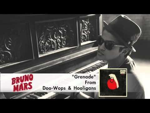 Bruno Mars - Grenade [audio] video