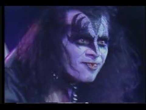 GENE SIMMONS BASS SOLO SHOW Video
