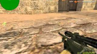 Snap Shot De_dust2