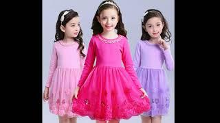 kids dresses for baby girls
