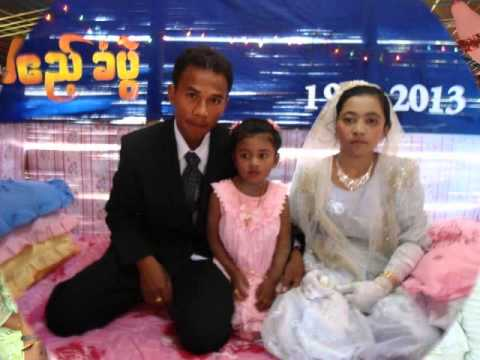 Myanmar Wedding In Thailand video