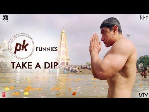 Take A Dip   PK   Behind-The-Scenes   In Cinemas Now