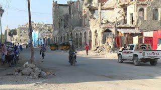 Semblance of normality in Somalia's capital despite terror attacks