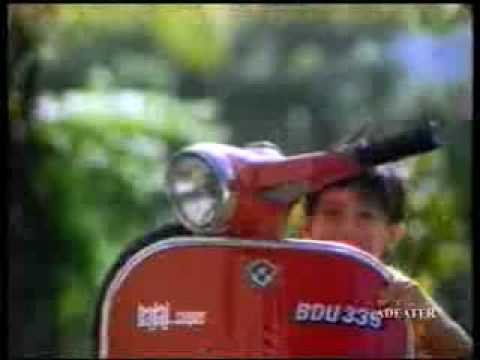 Bajaj Scooter Commercial - Doordarshan video