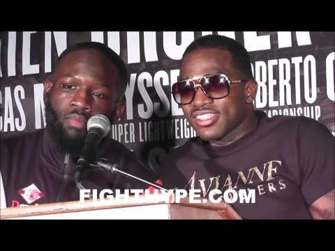 Adrien Broner Vs. Emmanuel Taylor Post-fight Press Conference video