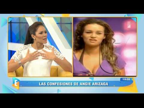 "Angie Arizaga: ""La primera vez que tuve relaciones estaba borracha"" thumbnail"