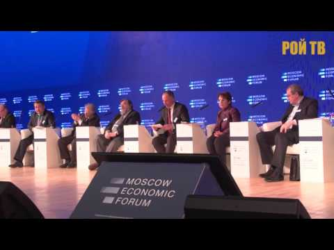 Склока коммуниста и едросса на МЭФ