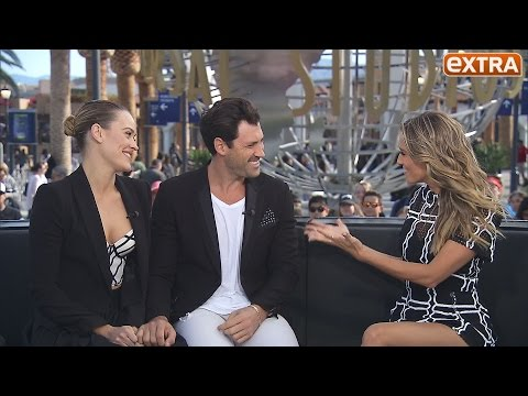 Maksim Chmerkovskiy & Peta Murgatroyd Open Up on Their Wedding Plans