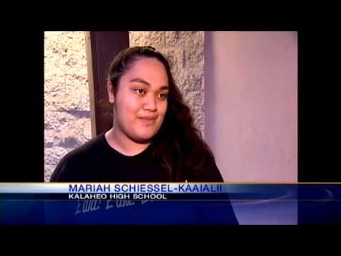 Teens warn peers about the dangers of underage drinking