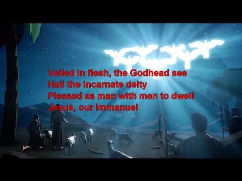 Hark! The Herald Angels Sing - Lyrics - Amy Grant