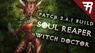 Diablo 3 2.6.1 Witch Doctor Build: Jade Harvester GR 118+ (Guide, Season 15, PTR)