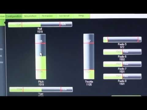 APM 2.5 Ardupilot controller- setup guide 3 of 4