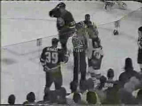 Sabres Islanders Brawl Part 1 Video