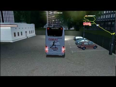Euro Truck Simulator Bus Mod Travego 17 SHD (Özbilici Seyahat)