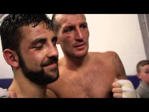 DERRY MATHEWS & TONY LUIS SHOW EACH OTHER RESPECT AFTER WBA INTERIM CLASH IN LIVERPOOL (FOOTAGE)