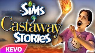 Sims Castaway Stories but the island is insane
