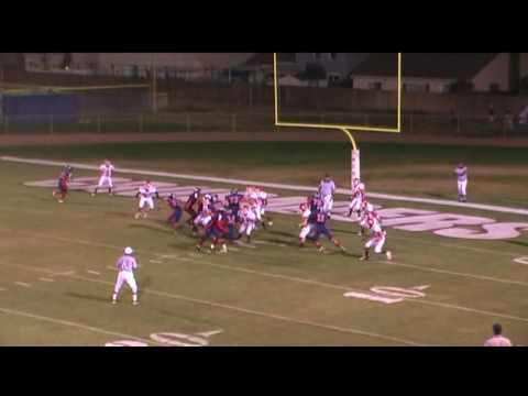 Isaiah Burse 2008 Highlight