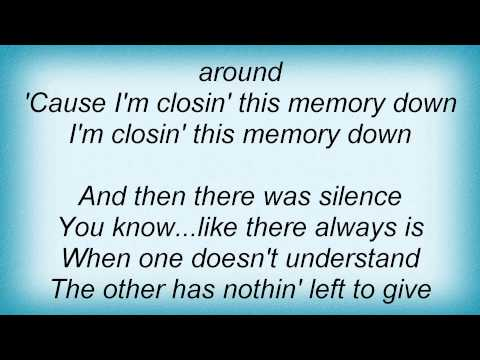 Lee Ann Womack - Closing This Memory Down