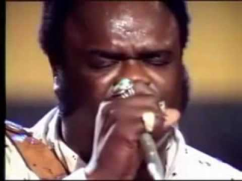 Freddie King - Ain`t No Sunshine When She`s Gone.