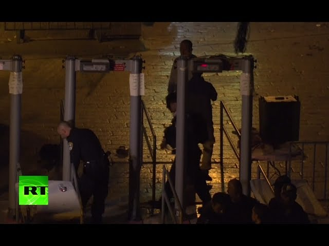 RAW: Israel removes metal detectors from Temple Mount after wave of protests