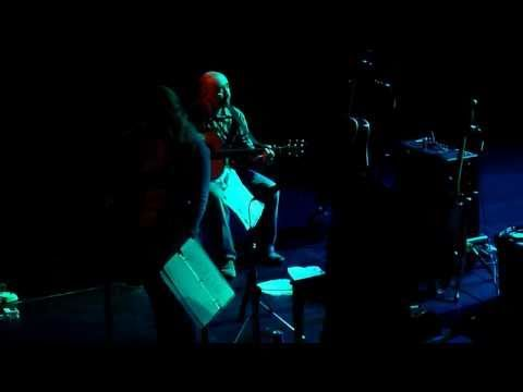 Isobel Campbell and Mark Lanegan - Who Built The Road @ AB Brussel 15-09-2010