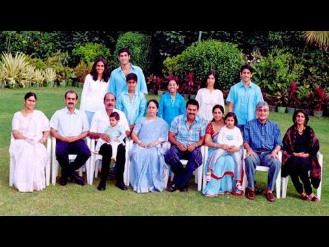 Daggubati Rama Naidu Family Unseen Photo...