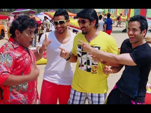 Johnny Lever becomes the first customer of Arshad Warsi - Golmaal...
