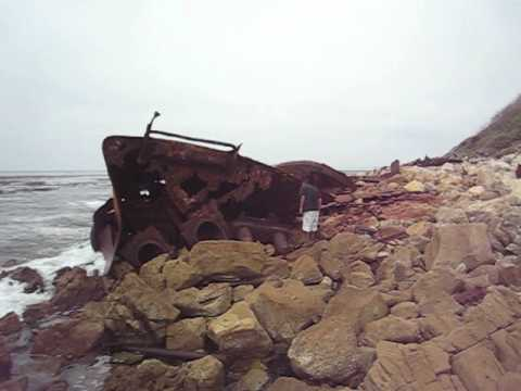 Shipwreck Coastal Marco exploring Shipwreck Coastal Trail in Palos Verdes
