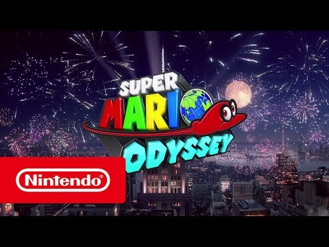 Super Mario Odyssey – Altijd, overal en met iedereen (Nintendo Switch)