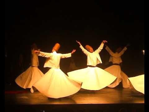 Ceremonia Sufi de la rama Mevlevi. (Turquia. Estambul)