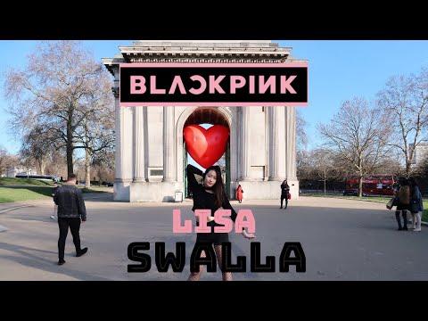 Download DANCE IN PUBLIC BLACKPINK LISA SOLO 'SWALLA' Dance Cover // LONDON Mp4 baru