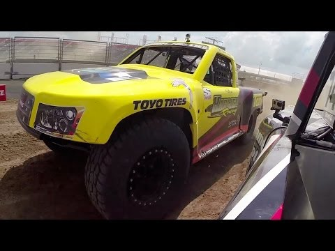 GoPro: Stadium Super Trucks Course  Preview - 2014 Summer X Games Austin