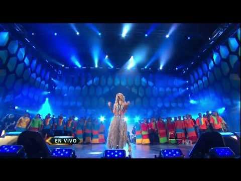 Shakira - Африка 2010 - Чемпионат мира по футболу