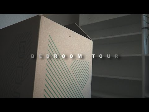 BEDROOM TOUR! // je déménage.