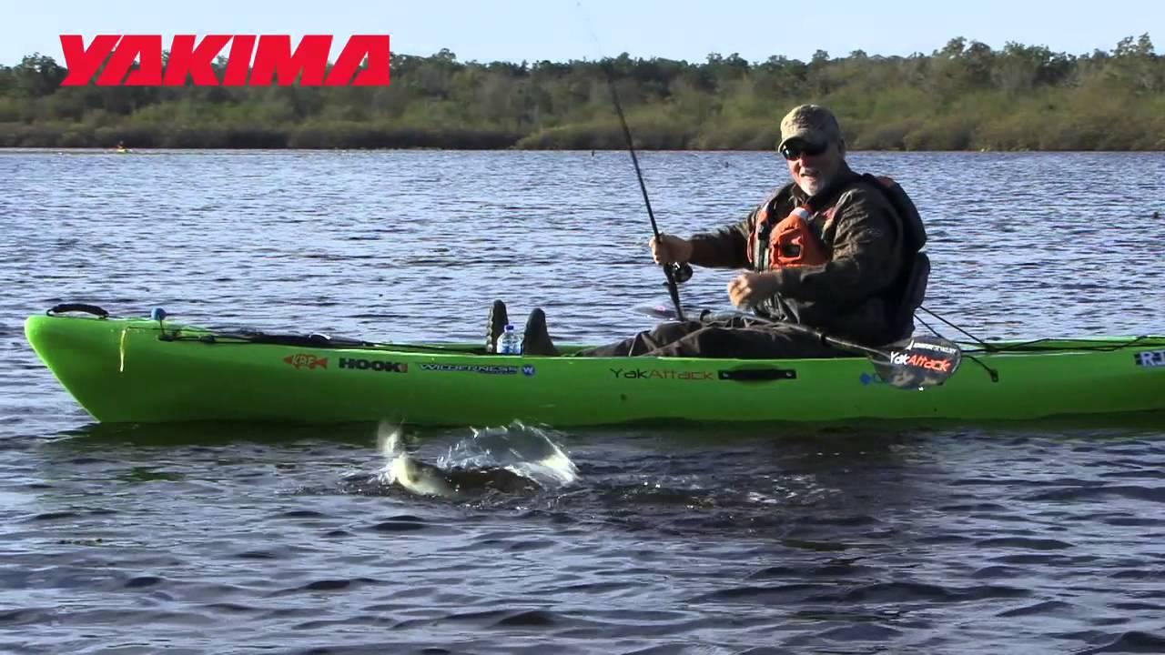 Kayak fishing louisiana youtube for Youtube kayak fishing