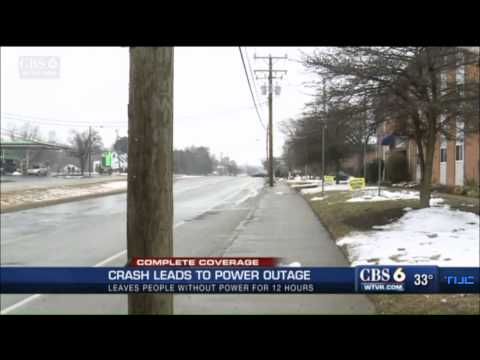 Residents Expect UFO Crash As Reason For Power Outage...