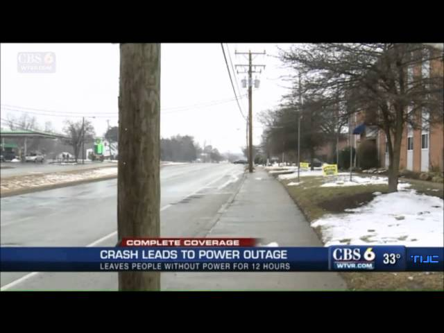 Residents Expect UFO Crash As Reason For Power Outage In Virginia -  CBS 6