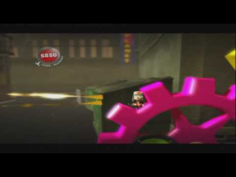 The level that plays by itself - Little Big Planet (CENTURION24)