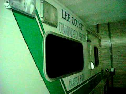 Lee County, Virginia Amateur Radio Communications Emergency Vehicle
