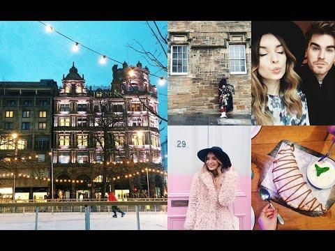 Vlogging in Edinburgh   What Olivia Did