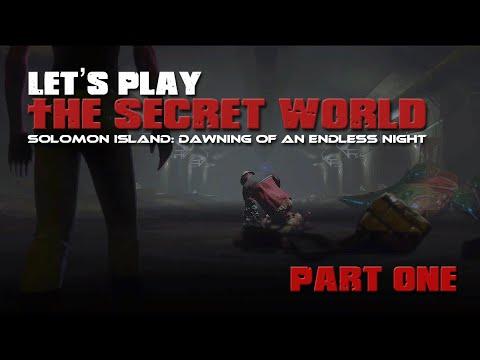 The Secret World Season One: Solomon Island (LP part 1)
