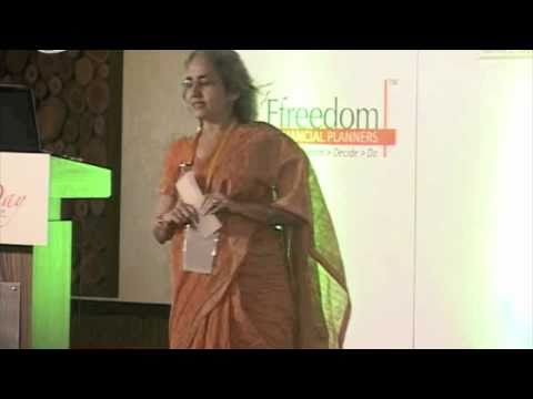Ffreedom Talk on Happiness by Rajni Bakshi